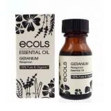 Ecols天然有機天竺葵精油(Geranium) 15ml