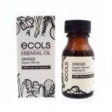 Ecols天然有機 生薑精油15ml