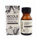 Ecols天然有機愛橘精油15ml
