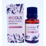 Ecols天然有機柚子精油15ml