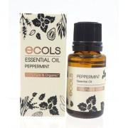 Ecols天然有機 薄荷精油15ml