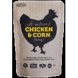惠思樂(HANSELLS)天然栗米雞湯400克