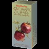Healtheries天然石榴葡萄茶