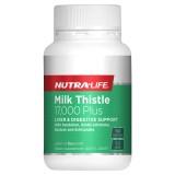 NUTRA - LIFE奶薊17000加(更高效力配方) - 60粒