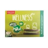 Prestige - 低糖低鹽燕麥濃抺茶夾心餅  69g  (買3包-HK$15/包)