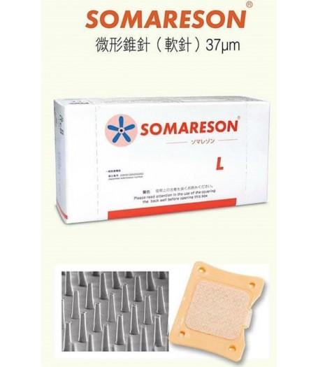 SOMANIKS - SOMARESON (軟針) - 日本無痛止痛針灸貼 100's