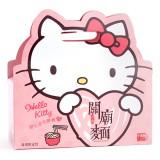 十翼饌Hello Kitty關廟麵禮盒(關廟麵340g+蕎麥關廟麵320g+黑芝麻關廟麵250g)