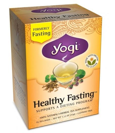 Yogi 健康節食™ 100% 天然有機草本茶