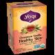 Yogi肉桂香草健康皮膚茶™