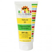 Made4Baby Natural 50防曬霜SPF 50+ 150ml