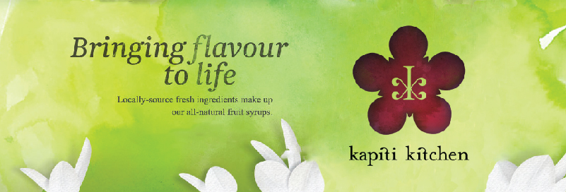 kapiti kitchen syrups